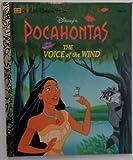 Pocahontas Little Golden Book, Golden Books Staff, 0307302822
