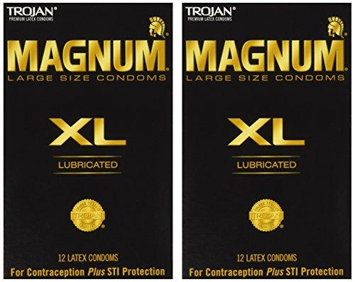 trojan-magnum-xl-lubricated-condoms-12-ct-pack-of-2