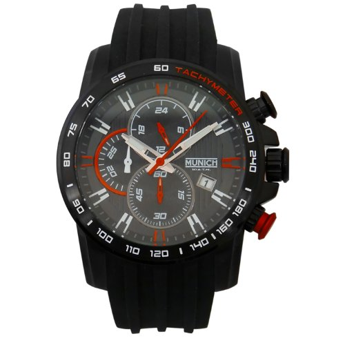 Amazon.com: Munich Sports Clock - German Design - Model MU ...