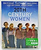20th Century Women (Region 3 DVD / Non USA Region) (Hong Kong version / Chinese subtitled) 二十世紀女人