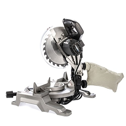 Delta S26-260L Shopmaster 10 In. Miter Saw with Laser, Sliver by Delta (Image #1)
