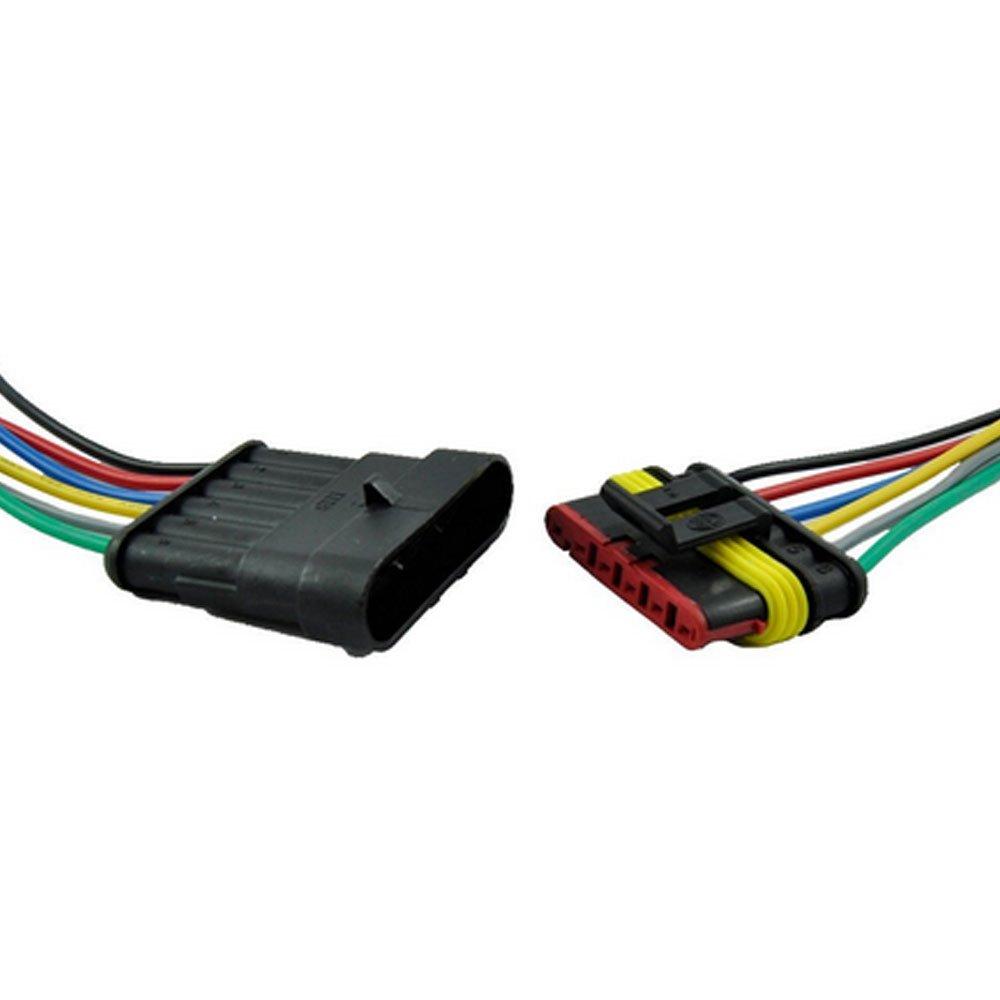 51lndskk tL._SL1000_ amazon com e support 6 pin way car auto waterproof electrical