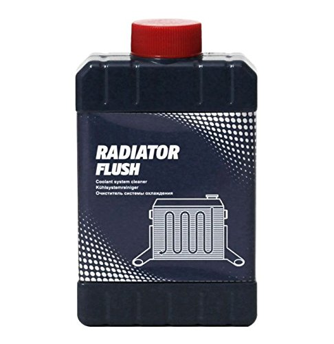 QUALITY GERMAN Car Radiator Heater Matrix Cooling System Gunk Rust Cleaner FLUSH: