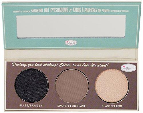 bcd12b5d455 Amazon.com: theBalm Smoke Balm Eyeshadow Palette, Volume 1: Luxury Beauty