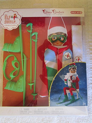 Exclusive 2017 The Elf on the Shelf Claus Couture Collection Arctic Ski -