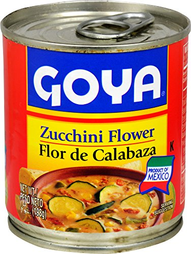 (Goya Foods Zucchini Flower, 7 Ounce (Pack of 12))