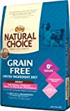 Natural Choice Grain Free Turkey Meal and Potato Formula Adult Dog Food, 24-Pound Review