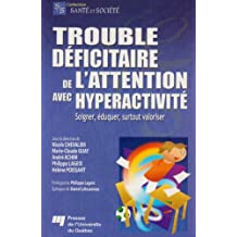 Trouble déficitaire de l'attention avec hyperactivité