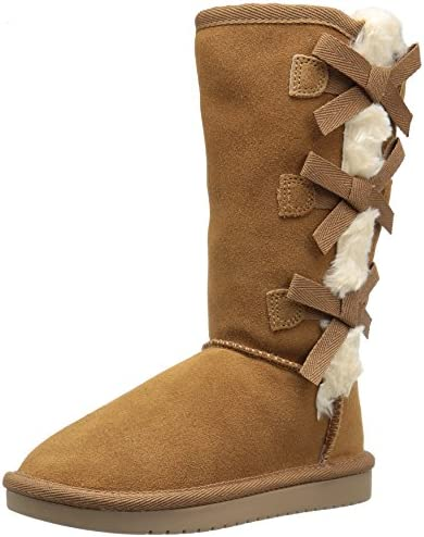 Koolaburra by way of UGG Unisex-Child Victoria Tall Fashion Boot