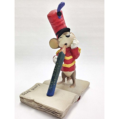 Enesco Walt Disney Archives Timothy Mouse Fromdumbo Animation Maquette Figurine