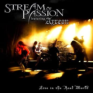 amazon live in the real world stream of passion ヘヴィーメタル