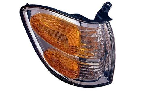 TOYOTA VAN SEQUOIA SIGNAL LIGHT ASSEMBLY RIGHT (PASSENGER SIDE) 2001-2004 (Toyota Sequoia Corner)