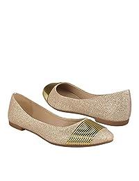 MY CLASBEN Zapatos 141956 Glitter Oro