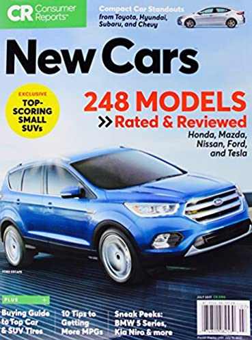 consumer reports new car buying guide 2017 editors of consumer rh amazon com Tesla Consumer Reports Consumer Reports Cars