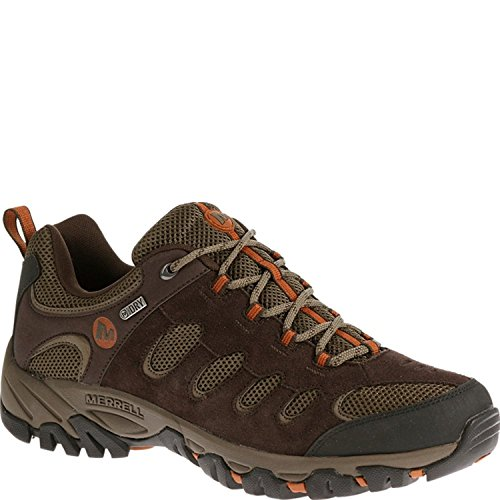Merrell Ridgepass Waterproof, Espresso/potters Clay, 50 EU/14 UK