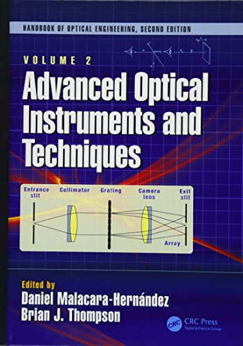 Exit Media Sensor - Handbook of Optical Engineering, Second Edition, Two Volume Set: Advanced Optical Instruments and Techniques (Optical Science and Engineering) (Volume 1)