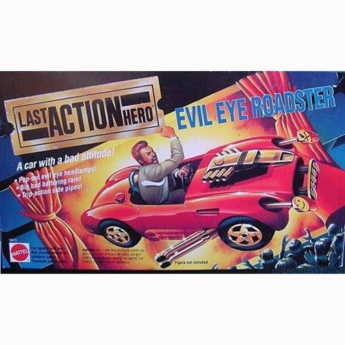 Last Action Hero Evil Eye Roadster Vehicle