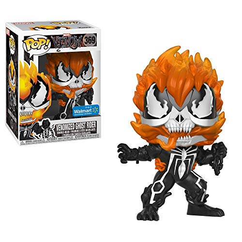 Funko POP! Marvel, Venom Ghost Rider Vinyl