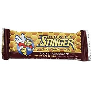 Barritas energéticas - Caja Rocket chocolate 1,75 por Honey Stinger