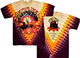 Tie Dyed Shop Grateful Dead Harvester Vintage Tie Dye T Shirt-Men-Women-Shortsleeve-Large
