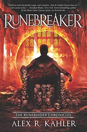 Runebreaker (The Runebinder Chronicles Book 2)