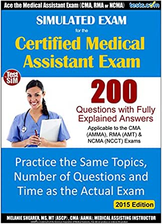 NCCT Medical Assistant Certification Study Guide 2017