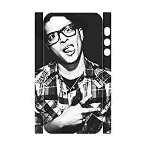 YUAHS(TM) Unique Design 3D Cell Phone Case for Iphone 5,5S with Bruno Mars YAS123200