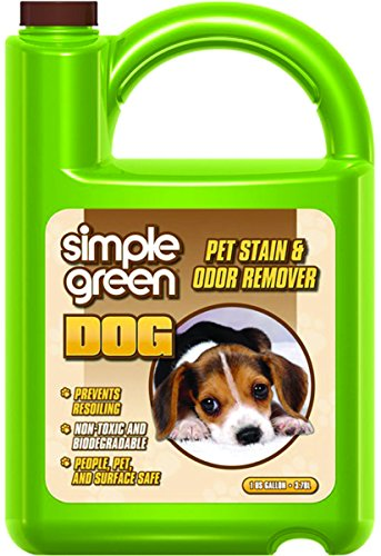 Sunshine Makers 2010000415302 Pet Stain & Odor Remover, Dog Formula, 1-Gal. - Quantity 4