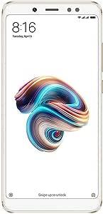 Xiaomi Redmi Note 5, 4G+64GB, Gold (Australian Version)
