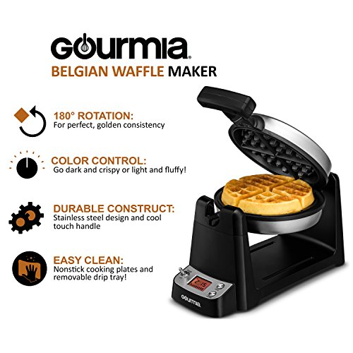 best rated waffle maker