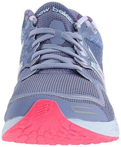 New Balance Damen W1980pp High-Top azurblau/rosa