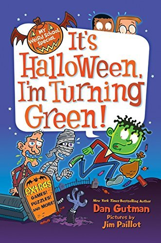 My Weird School Special: It's Halloween, I'm Turning