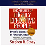 by Stephen R. Covey (Author, Narrator), Simon & Schuster Audio (Publisher) (5322)  Buy new: $28.30$23.95 193 used & newfrom$23.95