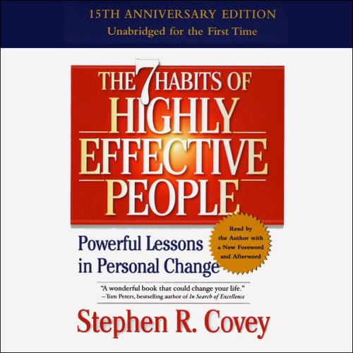 by Stephen R. Covey (Narrator, Author), Simon & Schuster Audio (Publisher) (4907)  Buy new: $28.30$23.95 193 used & newfrom$23.95