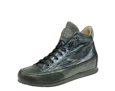 Candice Cooper Damen Sneaker Lion Zip Lion Zip 2073 schwarz