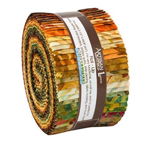 - Artisan Batiks: Cornucopia 10 Roll Up 2.5