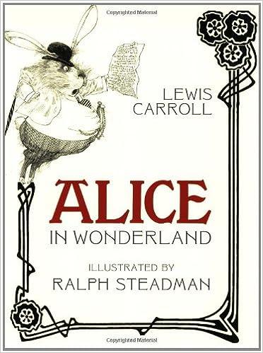 Amazon.com: Alice in Wonderland (9781554072033): Lewis Carroll ...