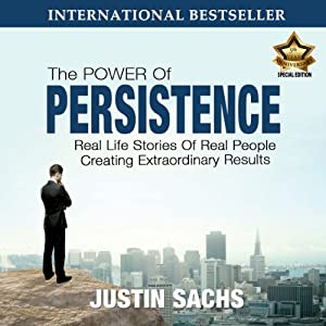 Power of Persistence Audiobook