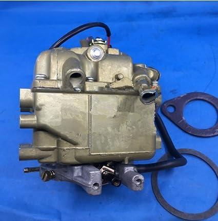 Carburetor Type Carter F300 YFA 1 Barrel Electric Choke for FORD 4.9L 300 cu I6