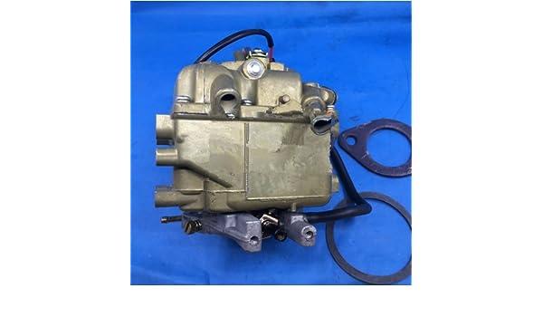 Amazon.com: GOWE CARBURETOR for CARBURETOR TYPE CARTER F300 YFA 1 BARREL ELECTRIC CHOKE fit FORD 4.9L 300 cu I6 carburettor vergaser carby: Automotive