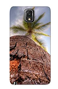 New Arrival Palm Bark CWRVqKT7185IWTli Case Cover/ Note 3 Galaxy Case