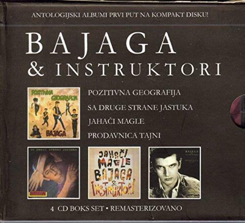 Bajaga - Bajaga: 4 CD Box Set - Zortam Music