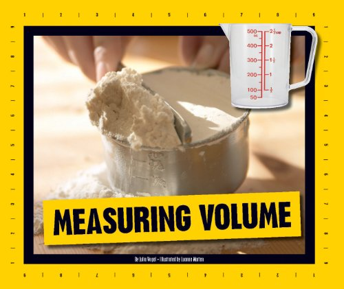 Measuring Volume (Simple Measurement) (Photo Activity Toddler Library)
