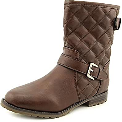 Amazon.com: Sporto Molly Quilted Winter Ankle Boots