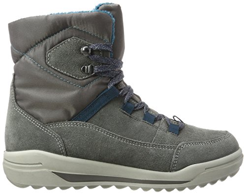 Patina Grey 7 Ricosta Women's UK Snow Laureen Boots wxFFzqZ6