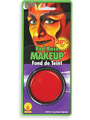 Rubie's Costume Co Grease Paint Makeup-Red Costume -