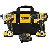 DEWALT DCK221F2 XTREME 12V MAX Brushless Cordless Drill & Impact Driver Kit
