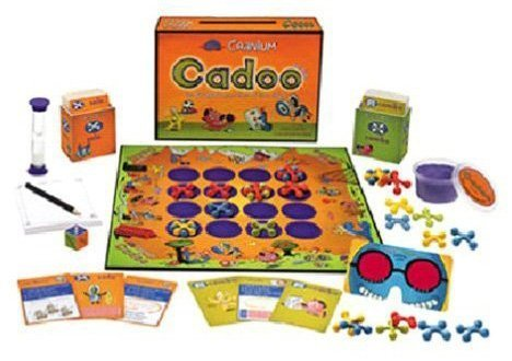 cranium cadoo for kids board game - 2