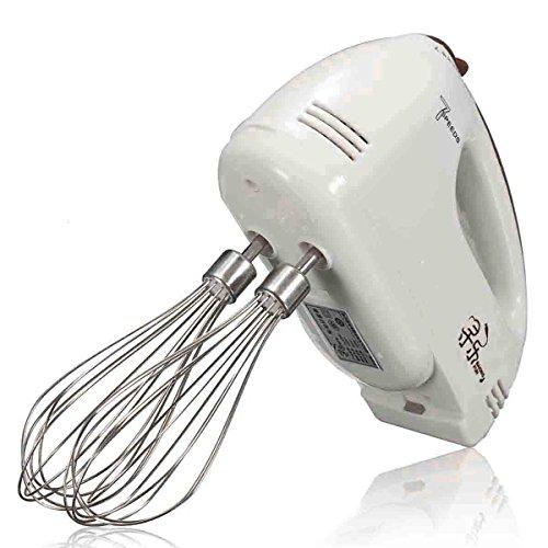 Electric 7 Speed Handheld Food Whisk Blender Home Kitchen Egg Cake Mixer Beater Kitchen Tool