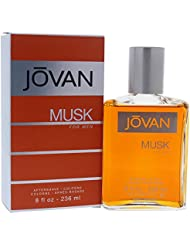 Jovan Musk for Men After Shave Cologne, 8 Fluid Ounce
